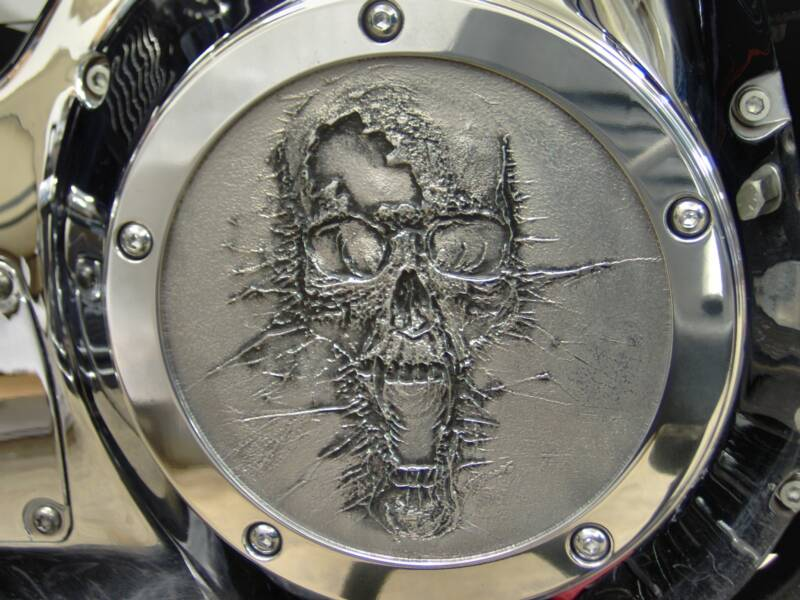 Custom Harley Davidson >> Harley Davidson Custom CNC parts at Mountain Machine And ...