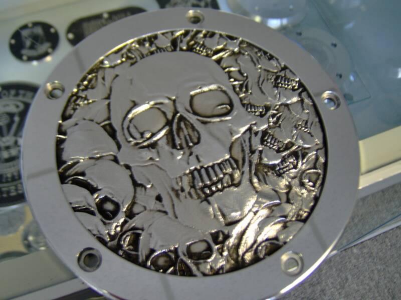 Harley Davidson Custom Cnc Parts At Mountain Machine And